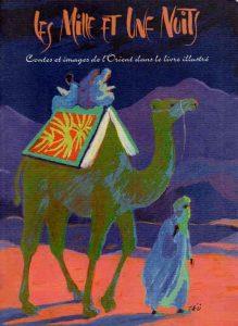 """Visuel de l'exposition : """"Les Mille et une nuits"""""""