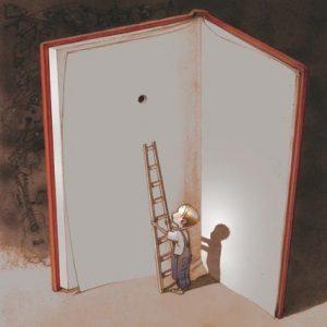 Affiche de l'exposition par Jean Claverie