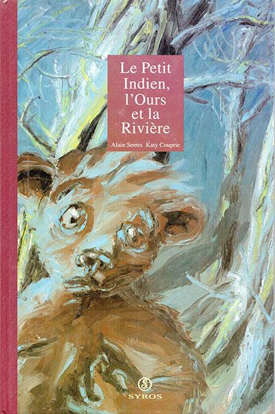 """couverture de """"Le petit indien"""""""