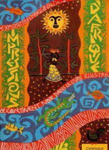 """Visuel de l'exposition : """"Impressions d'Afrique"""""""