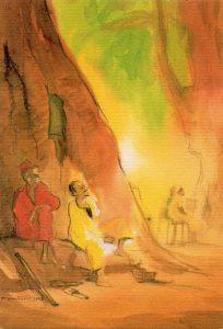 """Visuel de l'exposition : """"Impressions du Mali"""""""